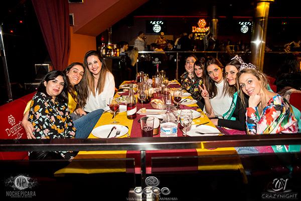 Cena Nochevieja Sevilla 3
