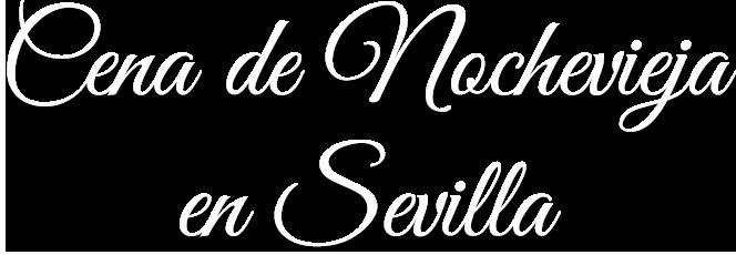 Cena Nochevieja en Sevilla Logo